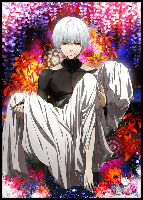 Tokyo Ghoul Saison 2 Streaming