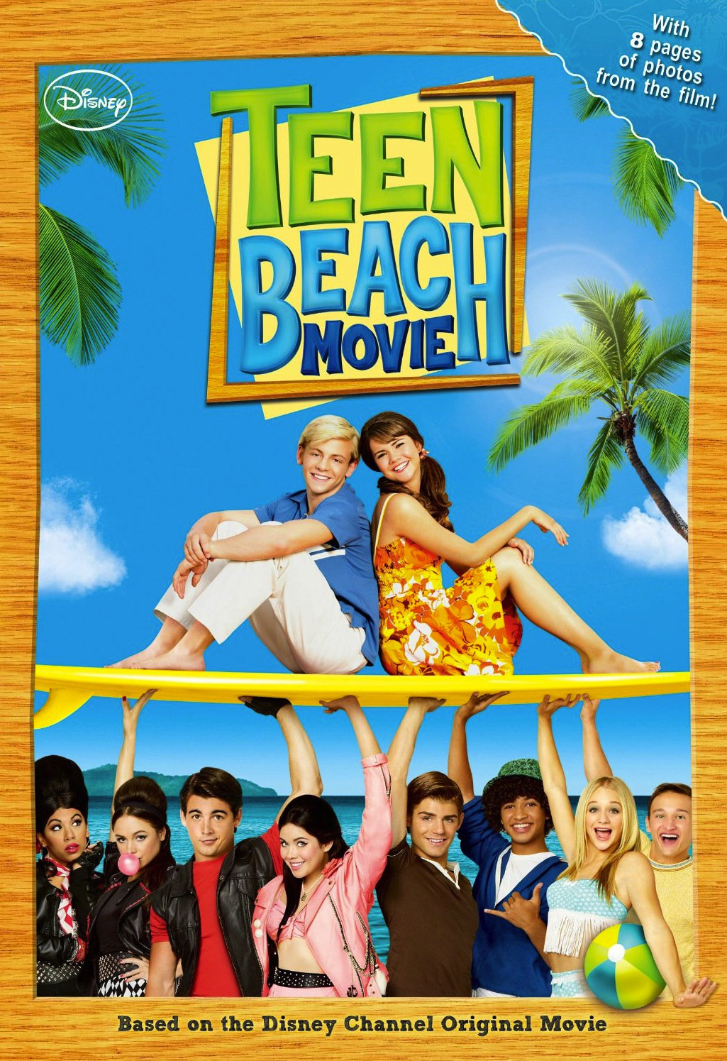 Teen Beach Movie affiche