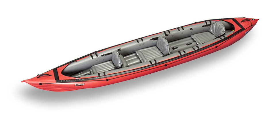 Kayak gonflable GUMOTEX SEAWAG