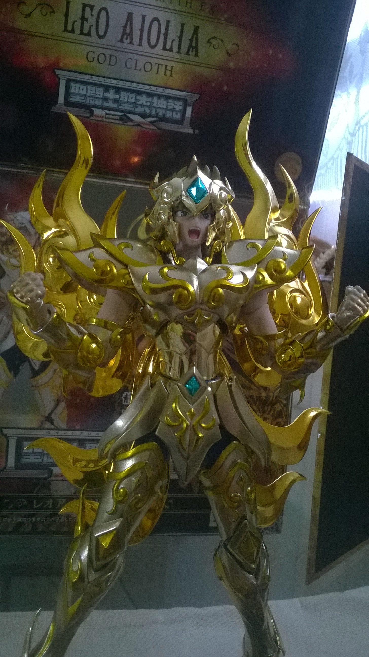 Les photos/montages de votre Myth Cloth EX du Lion Soul of Gold (God Cloth) 6wws