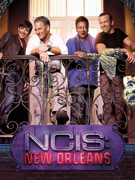 NCIS New Orleans S01 [Complète] [HDTV] [FRENCH]