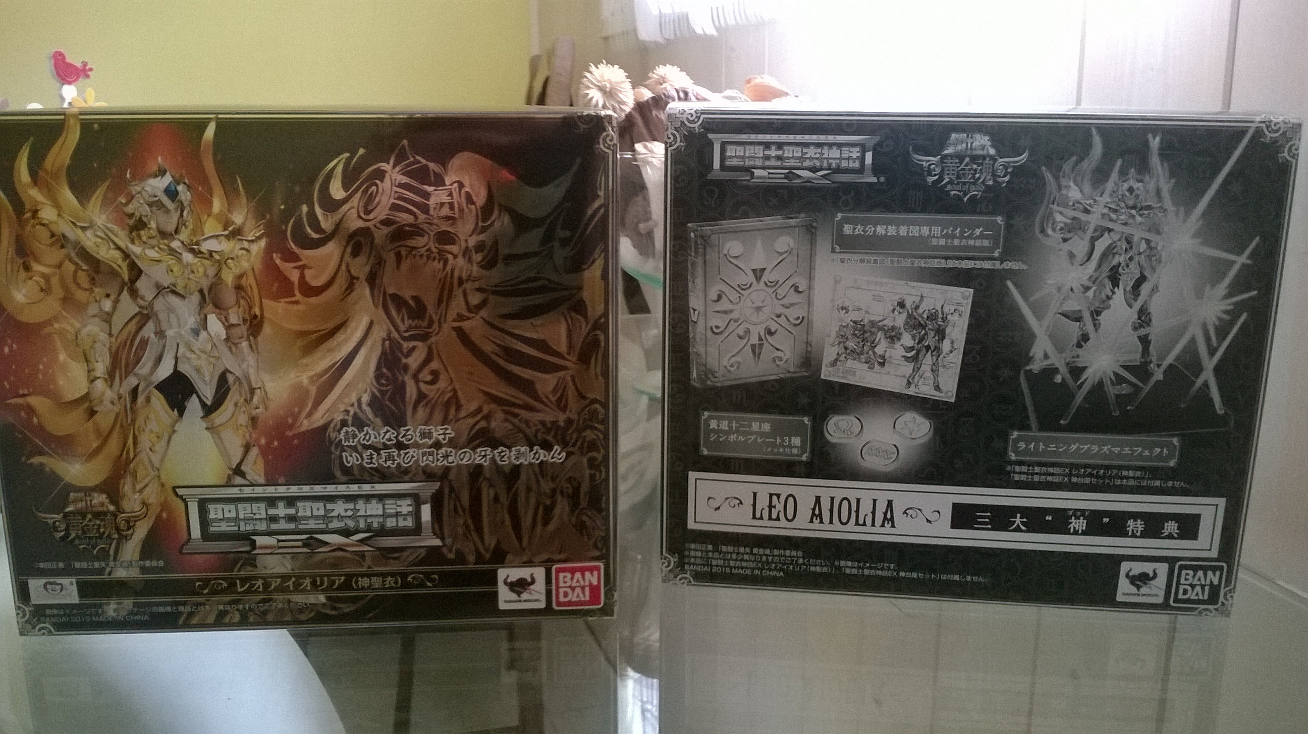 Les photos/montages de votre Myth Cloth EX du Lion Soul of Gold (God Cloth) Ekx8