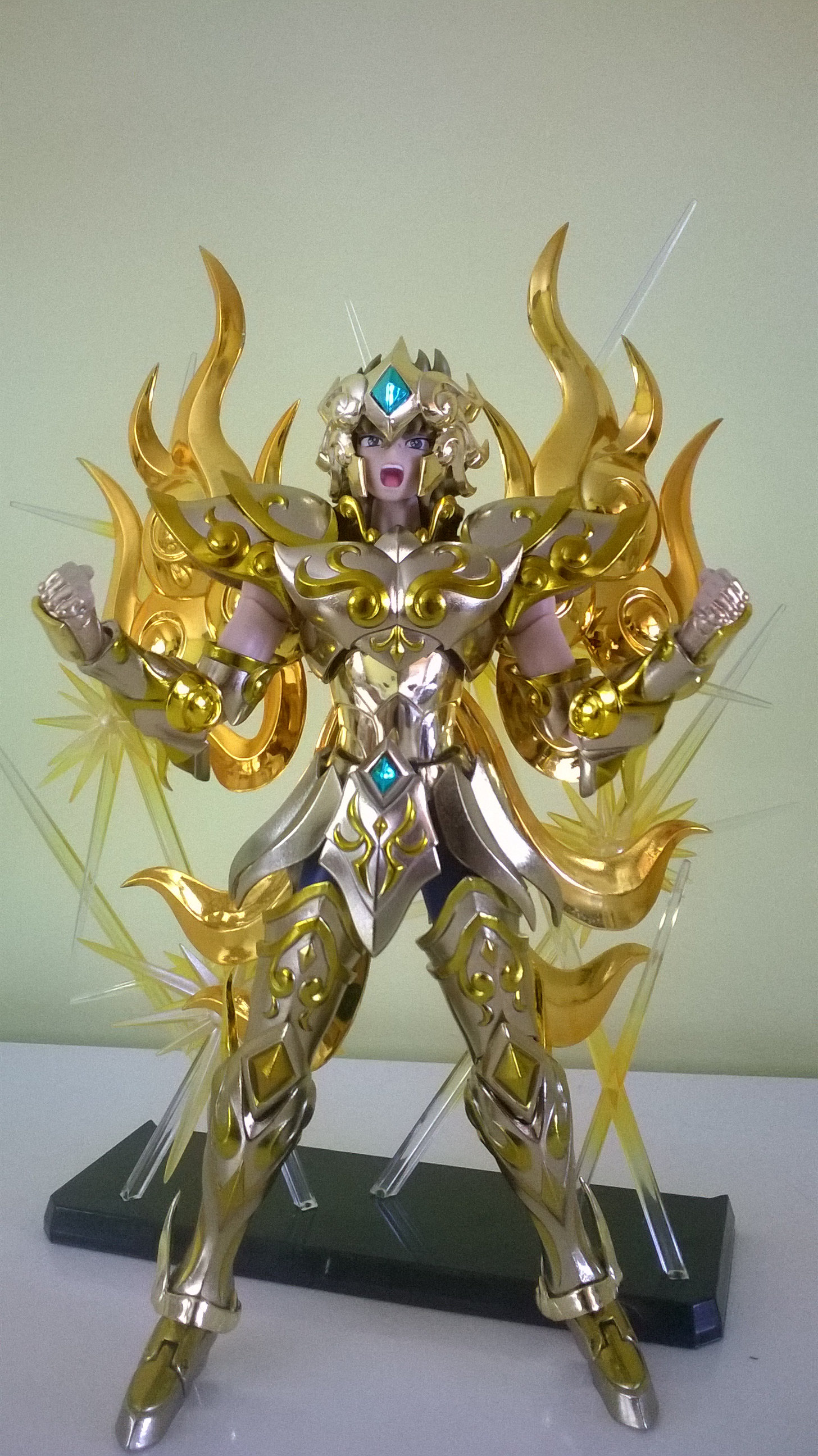 Les photos/montages de votre Myth Cloth EX du Lion Soul of Gold (God Cloth) Gbk8