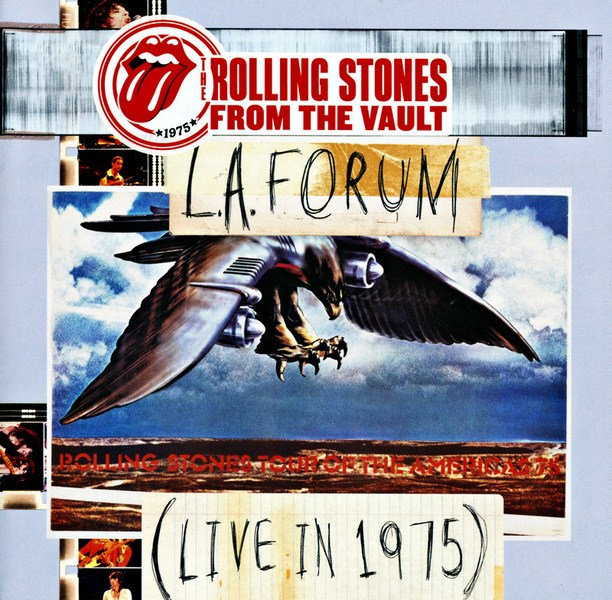 The Rolling Stones - From The Vault L.A. Forum Live in 1975 (2014) [FLAC]