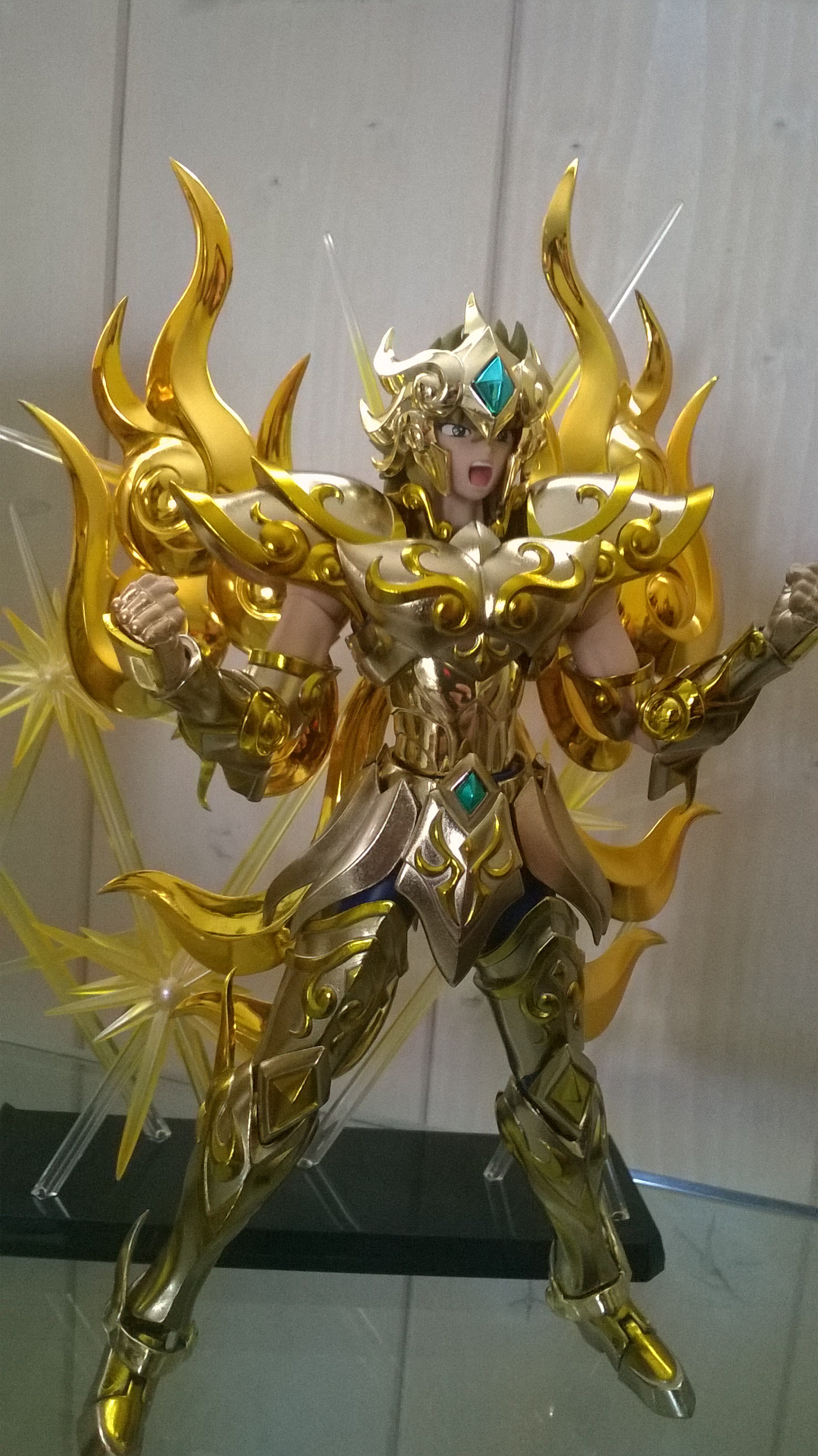 Les photos/montages de votre Myth Cloth EX du Lion Soul of Gold (God Cloth) Rt2k