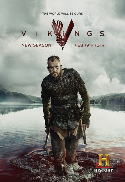 Vikings S03 [Complète] [HDTV] [FRENCH]