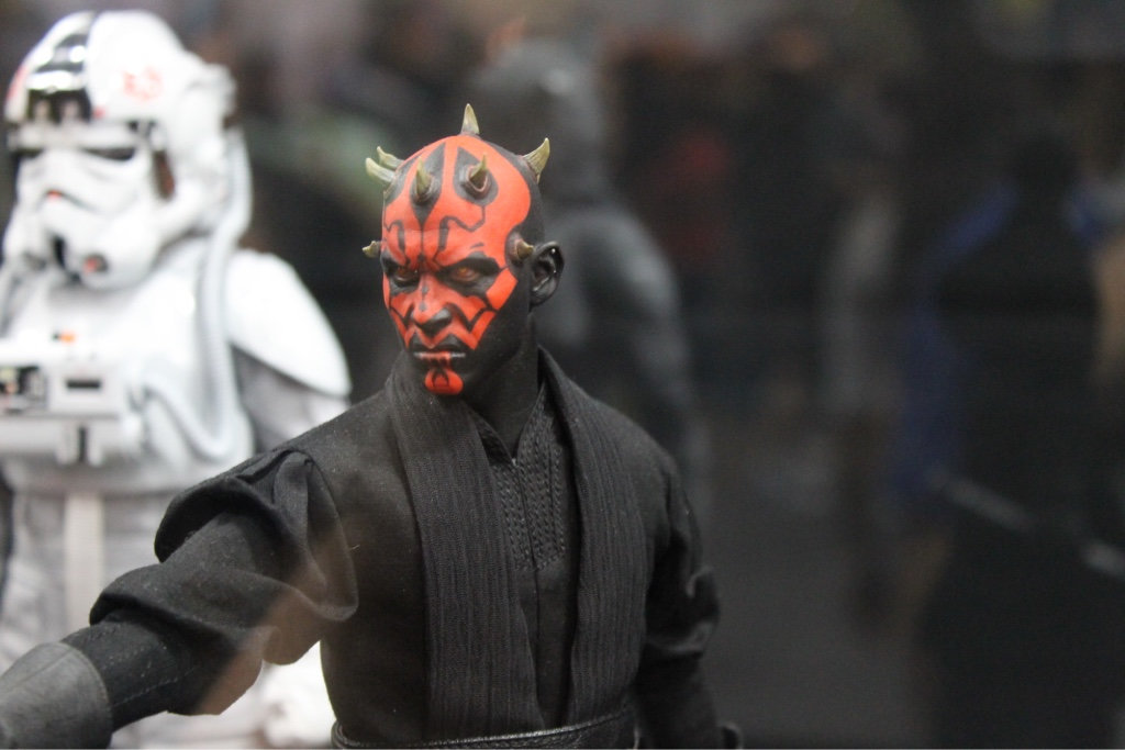 EPI - THE PHANTOM MENACE - DARTH MAUL 2.0 3gmx