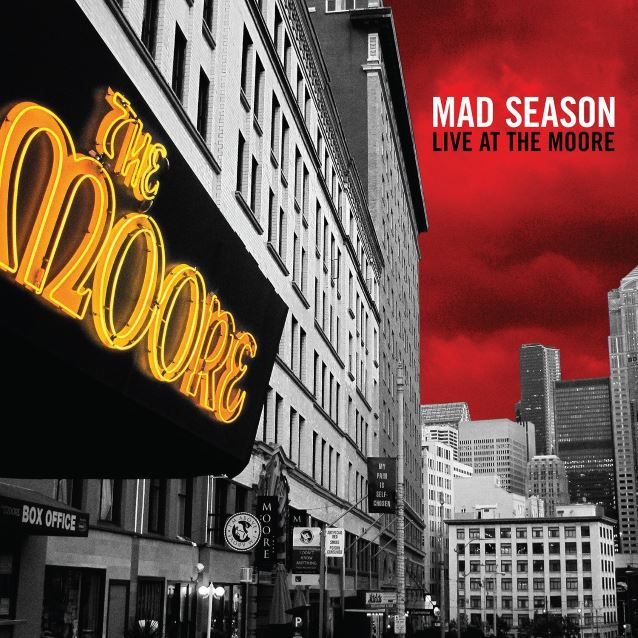 Mad Season : Live At The Moore