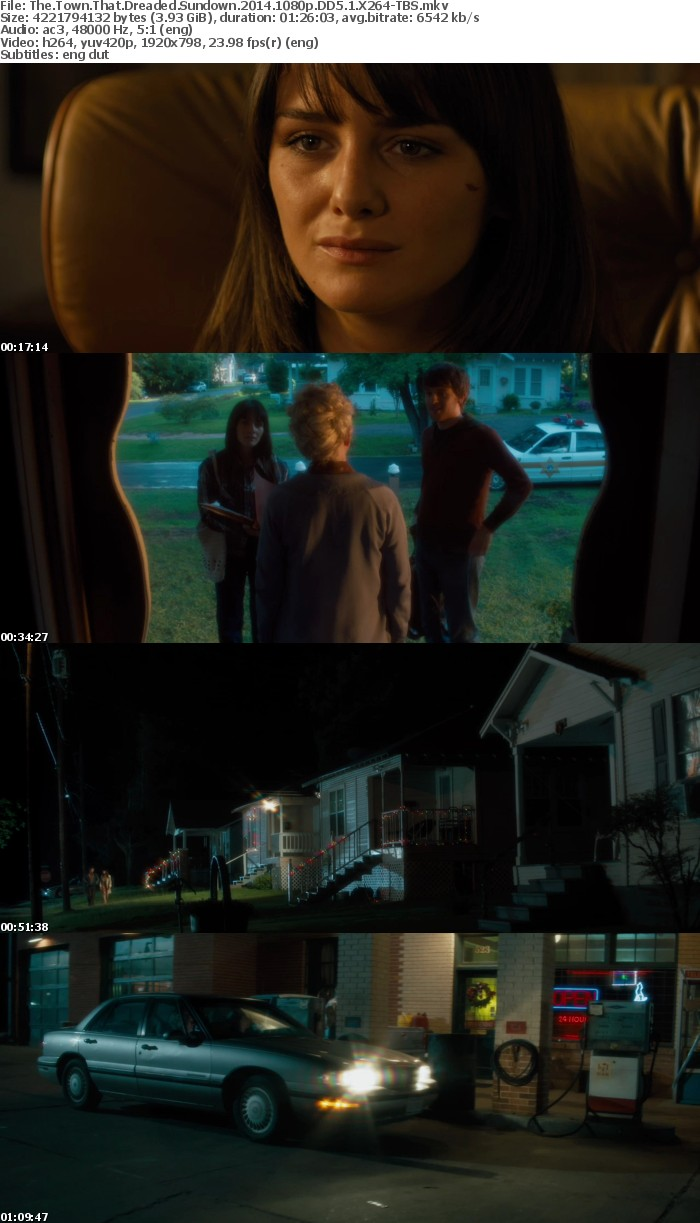 The Town That Dreaded Sundown 2014 1080p DD5 1 X264-TBS