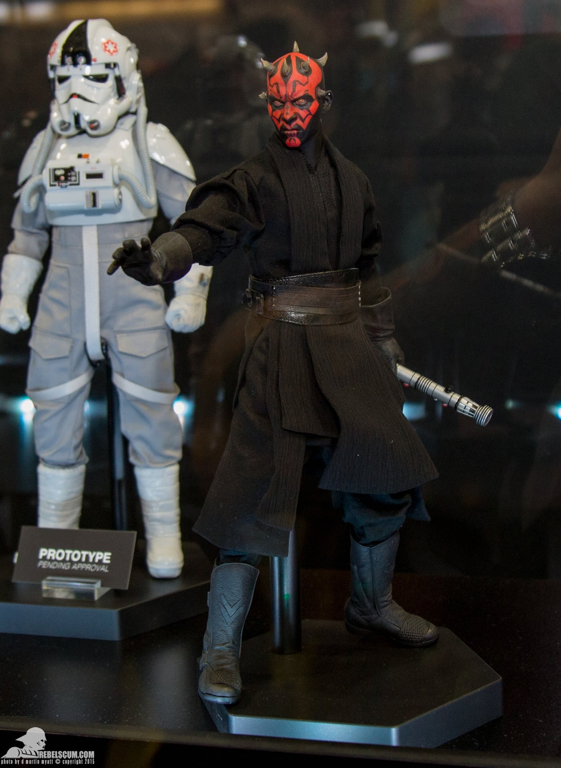 EPI - THE PHANTOM MENACE - DARTH MAUL 2.0 Lisi