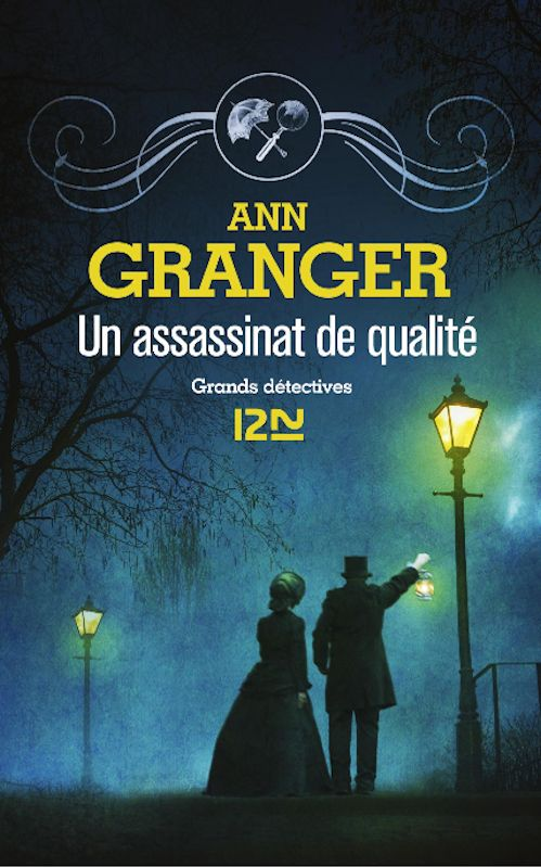 Un assassinat de qualité - Ann Granger