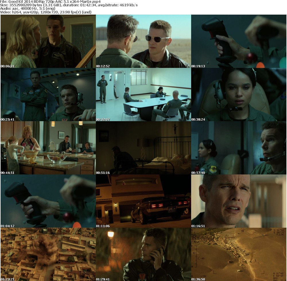Good Kill 2014 BDRip 720p AAC 5 1 x264-MarGe