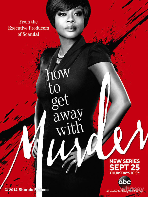 affiche Murder (How To Get Away With Murder)