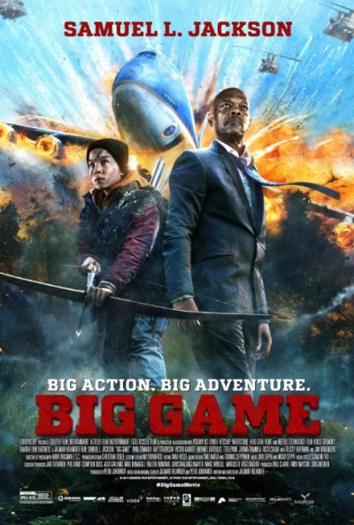 Big Game (2014) 720p Bluray DD5 1 x264-BluPanther
