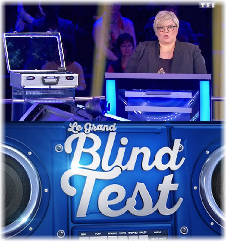 Le Grand Blind Test affiche