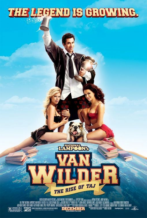 Van Wilder 2 : Sexy Party affiche