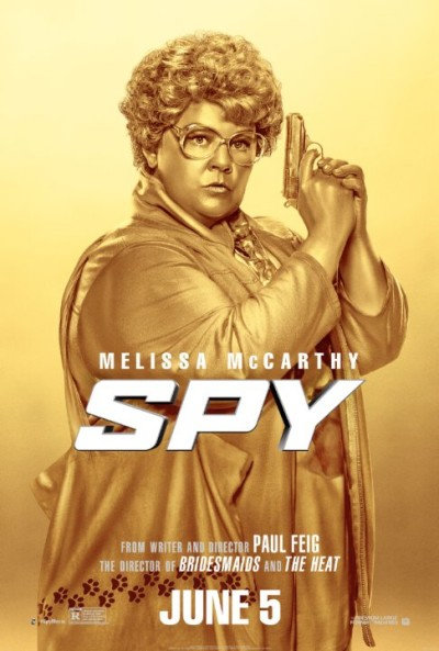 Spy (2015) UNRATED BluRay 720p DTS x264-EPiC