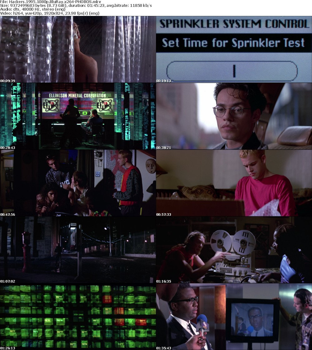 Hackers (1995) 1080p BluRay x264-PHOBOS