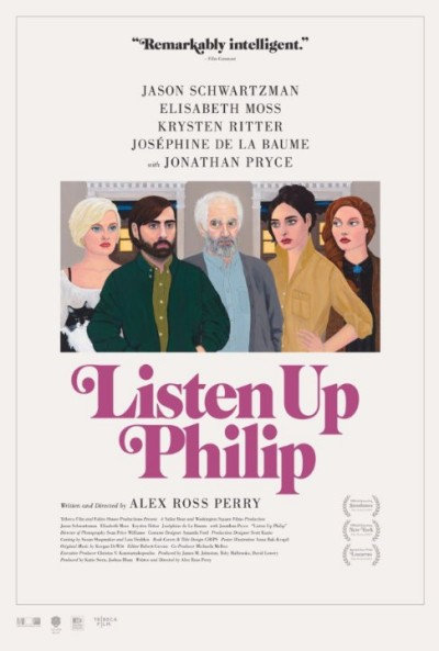 Listen Up Philip (2014) LIMITED BRRip XviD AC3-iFT