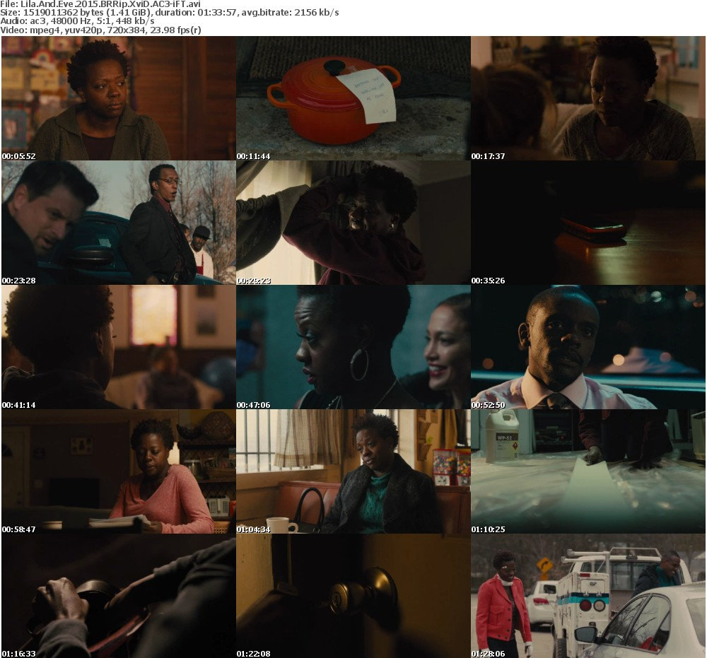 Lila And Eve (2015) BRRip XviD AC3-iFT