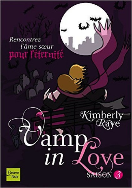 Vamp in Love - Kimberly Raye (3 Tomes) 2522