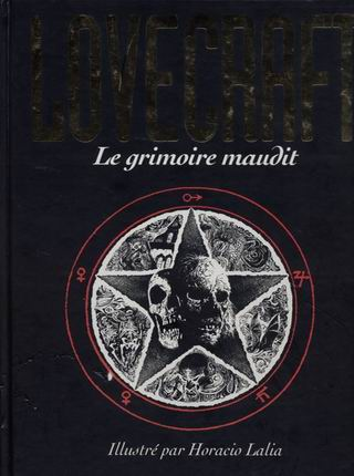 Le grimoire maudit