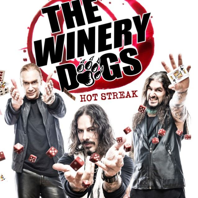 The Winery Dogs : Hot Streak