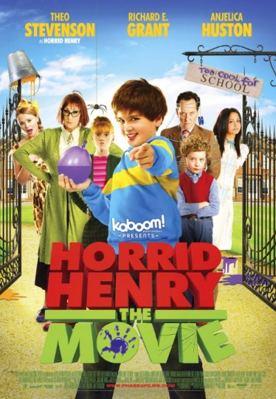 Horrid Henry The Movie 2011 720p BluRay x264-BiRDHOUSE