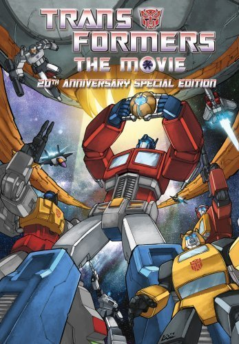 Transformers The Movie 1986 SE DVDRip x264 AC3-REKoDE