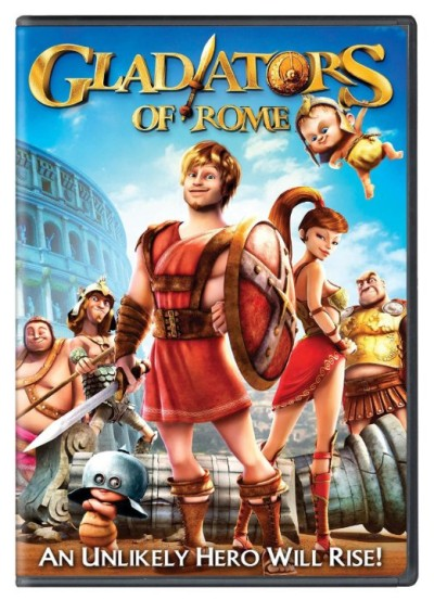 Gladiators of Rome (2012) DVDRip x264-UNVEiL