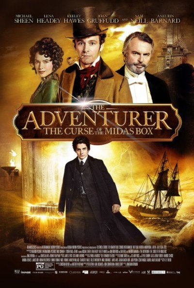 The Adventurer The Curse of The Midas Box (2013) LiMiTED 720p BluRay x264-FLAME