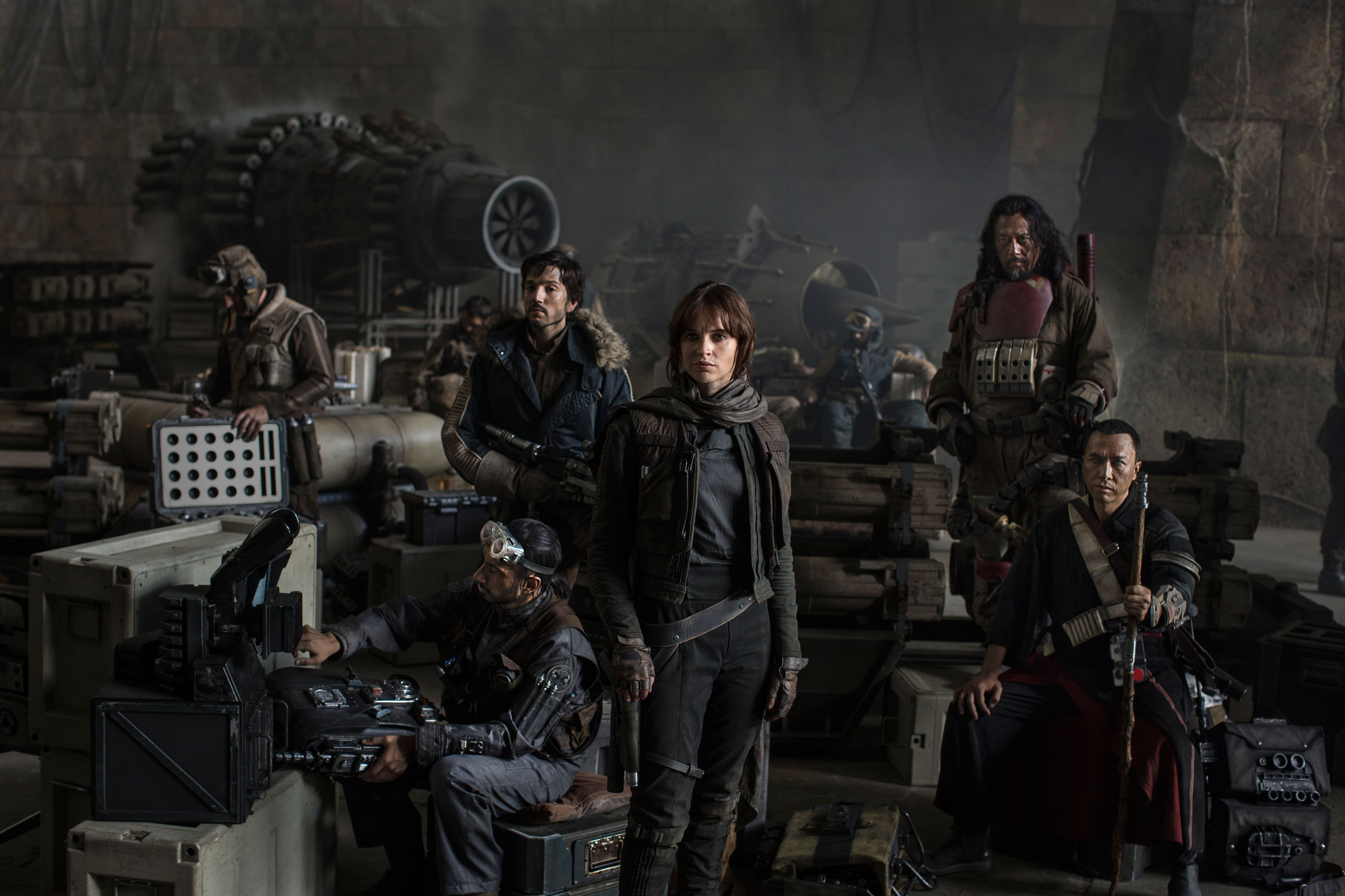 Star Wars Story : Rogue One