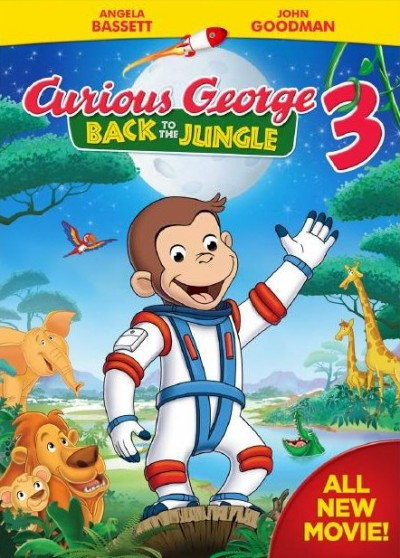 Curious George 3 Back to the Jungle 2015 1080p BluRay REMUX x264 MenaceIISociety