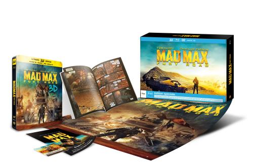 Mad Max Fury  Road Coffret de pré-reservation