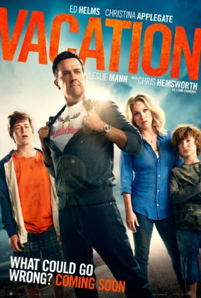 Vacation (2015) MULTi 1080p BluRay x264-VENUE