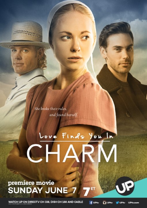 Love Finds You in Charm (Trouver l'amour à Charm) affiche