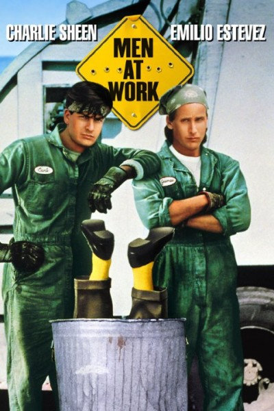 Men at Work (1990) 720p BluRay x264 x0r