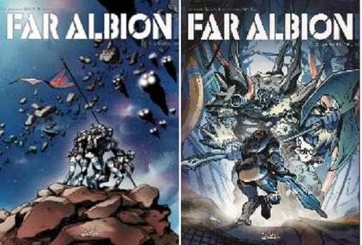 Far Albion - Tomes 1 & 2