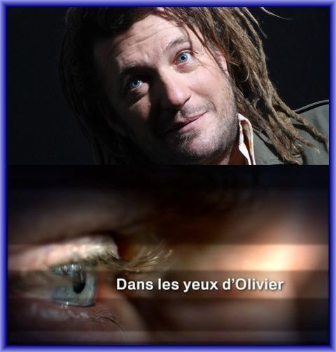 Dans les yeux d'Olivier affiche