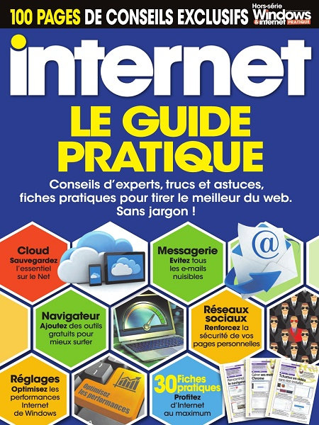 [Multi] Windows & Internet Pratique Hors-Série N°8 - Été 2015