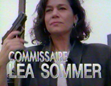affiche Commissaire L�a Sommer
