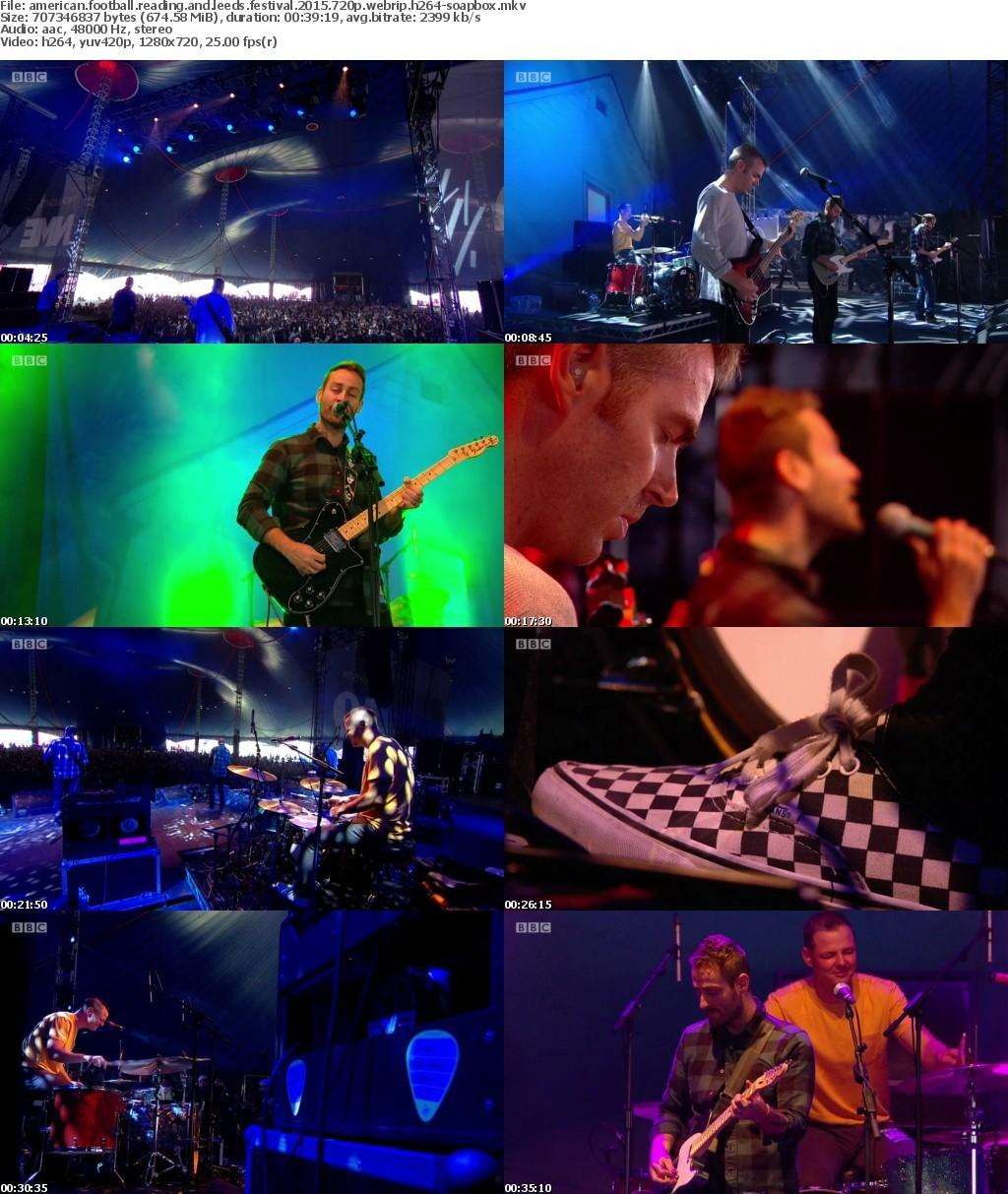 American Football Reading And Leeds Festival 2015 720p WEBRip H264-SOAPBOX