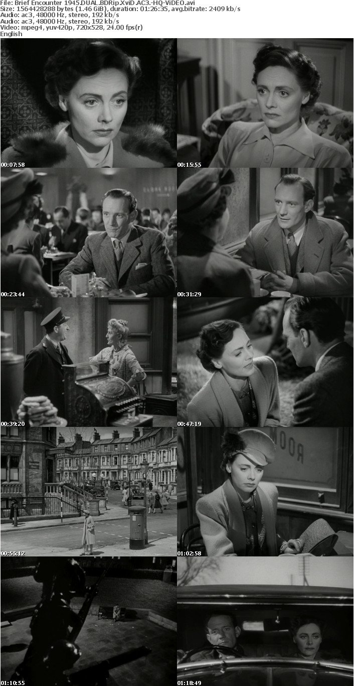 Brief Encounter 1945 DUAL BDRip XviD AC3 -HQ-ViDEO