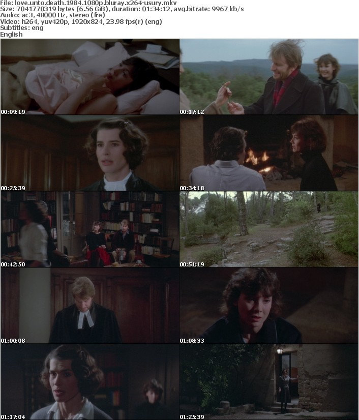 Love Unto Death 1984 1080p BluRay x264-USURY