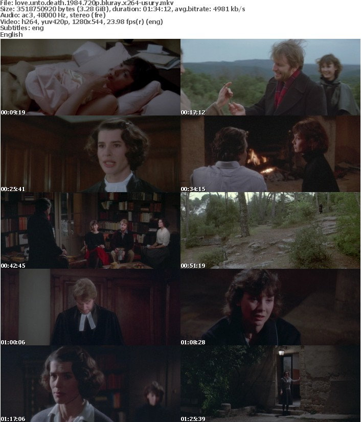 Love Unto Death 1984 720p BluRay x264-USURY