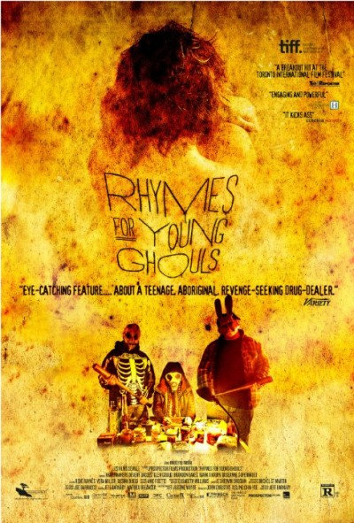 Rhymes For Young Ghouls (2013) BDRip x264-PFa