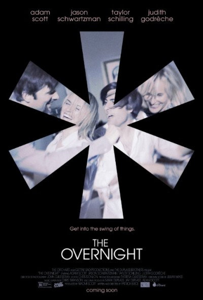 The Overnight (2015) LIMITED DVDRip x264-PSYCHD