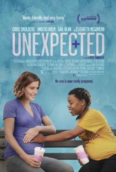 Unexpected (2015) DVDRip XviD AC3-iFT