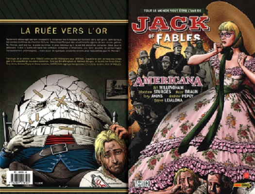 Jack of Fables - Tomes 1 à 4