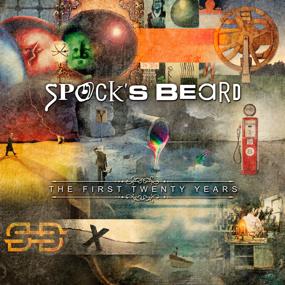 Spock's Beard : The First Twenty Years